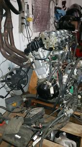 GSXR 750 ENGINE