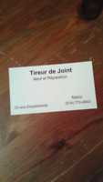 Tireur de joint