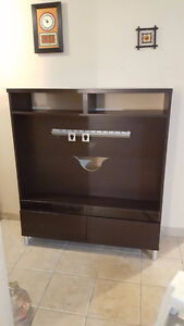 IKEA TV STAND WITH MOUNT BRACKET