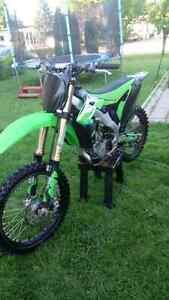 Kawasaki KX250F 2013