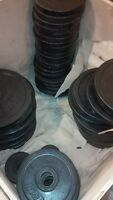 Troy Commercial Rubber Olympic Coated Plates 2.5-45lbs