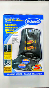 Dr.Scholl's Full Cushion Massager (New in Box)