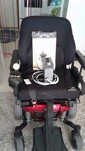 Quantum Q 6 Edge Series Power Chair