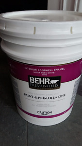 BEHR Paint and Primer in One **NEW, UNOPENED**