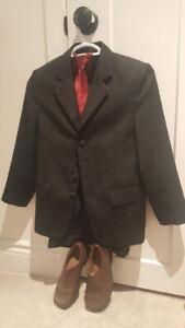 Boy suit communion or wedding