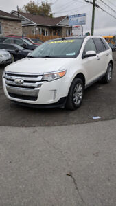 *** FORD EDGE SEL 2011 *** CUIR *** TOIT PANORAMIQUE ***