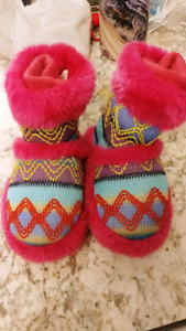 Roxy Toddler Slippers