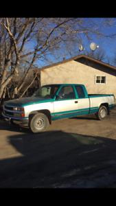 1993 Chevrolet C/K Pickup 1500 Half ton Pickup Truck