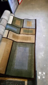 Two 5x7 Area Rugs - Mint Condition
