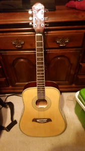 Good condition kids Guitar with case