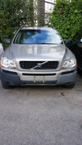 2004 Volvo XC90 T6. AS IS.