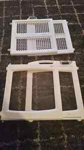 Two baby gates for sale