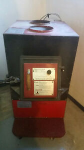 Johnston Energy Systems Wood Furnace