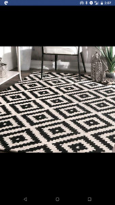 Gorgeous brand new 9x12 area rug