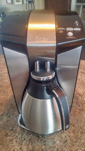 Oster 12-cup Optimal Brew Blooming SS Coffee Maker