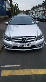 Mercedes-Benz C Class (2014) 2.1 C250 CDI AMG Sport Edition