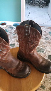 Botte de cowboy  ariat