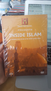 Inside Islam DVD the history channel