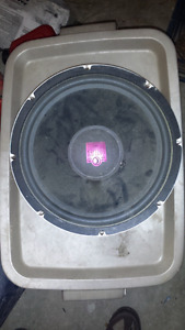 "Kaption 12"" subs"