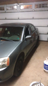 Mitsubishi galant for sale or trade