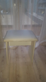 Stool- dressing table