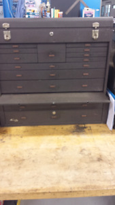 KENNEDY MACHINIST TOOL CHEST