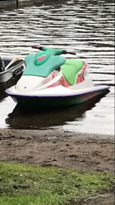 1994 Seadoo XP Brand new seat Brand new cover