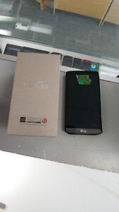 LG G3 Android Smartphone w/ box, case & charger - Bell Mobile