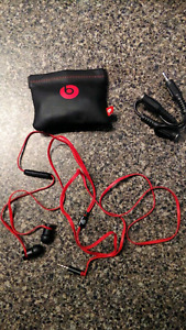 Beats by Dre earbuds $35