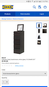 In search of ikea dressers