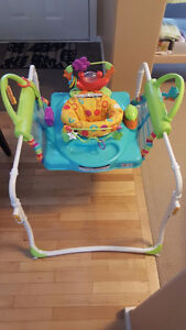 Selling baby saucer,we never used it because we were in europe d