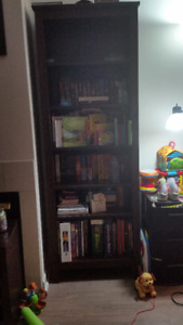 Bookcase, Shelving Unit-- Need to sell ASAP!