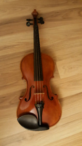 Karl Heinrich specially hand made violin