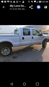 2007 Ford F-250 selling by June 25 Crew cab Pickup Truck