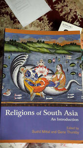 NEW Religions of South Asia: An Introduction