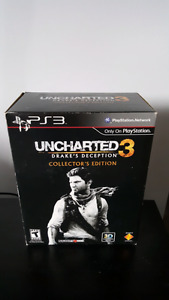 Ps3 uncharted 3 édition collector