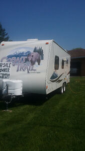 Travel trailer (Reduced)