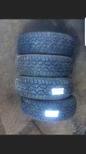 A Set Of Altimax Arctic 175/ 70/ 13