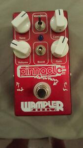 Wampler Pinnacle Distortion pedal (no trades please)