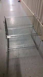 Commercial kitchen drying rack