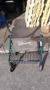 Evolution walker with basket. Kingston Kingston Area image 6