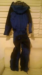 The North Face Goretex Mountain suit.
