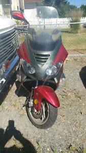 2011 Saga Scooter 250cc
