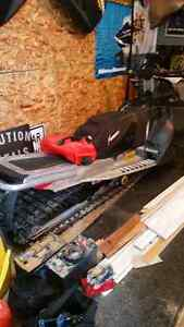 2004 Skidoo 800ho with whole other chassis Williams Lake Cariboo Area image 4