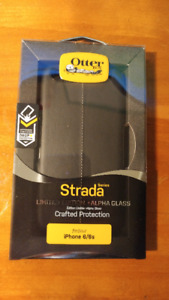 iPhone 6/6s Otterbox Strada Limited Edition + Alpha Glass