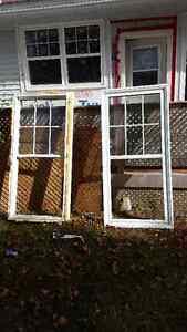 Two windows St. John's Newfoundland image 1