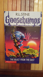 The Beast From The East GOOSEBUMPS
