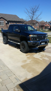 Truck GMC CANYON 4X4 2006