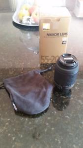 Nikon 55-200 Lens