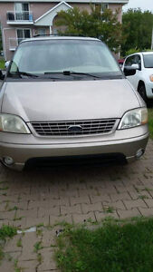 2003 Ford Windstar Fourgonnette, fourgon